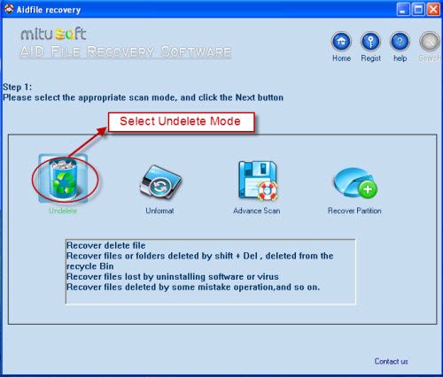 Windows Vista data recovery